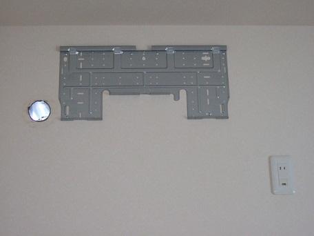 エアコン設置板16
