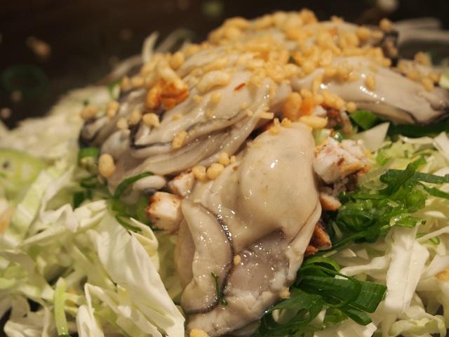 牡蠣広島焼