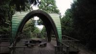 もも太郎の森の休憩所