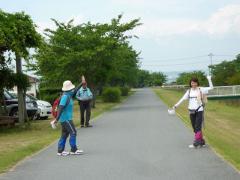 14:00 (3時間30分)剣山&天目山登山 完