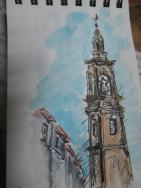 バレンシア・カテドラルの塔