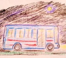 長距離高速バス