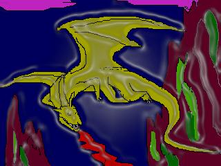 ドラゴン現る!