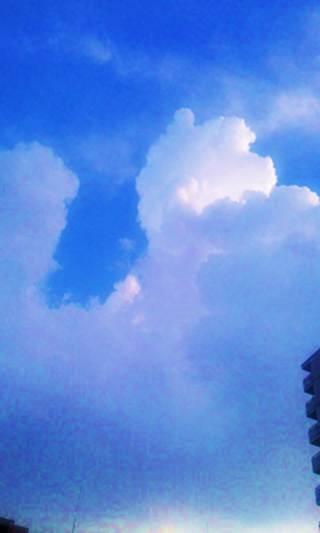 ラピュタの雲