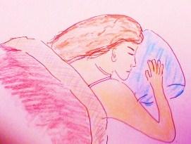 至福の睡眠