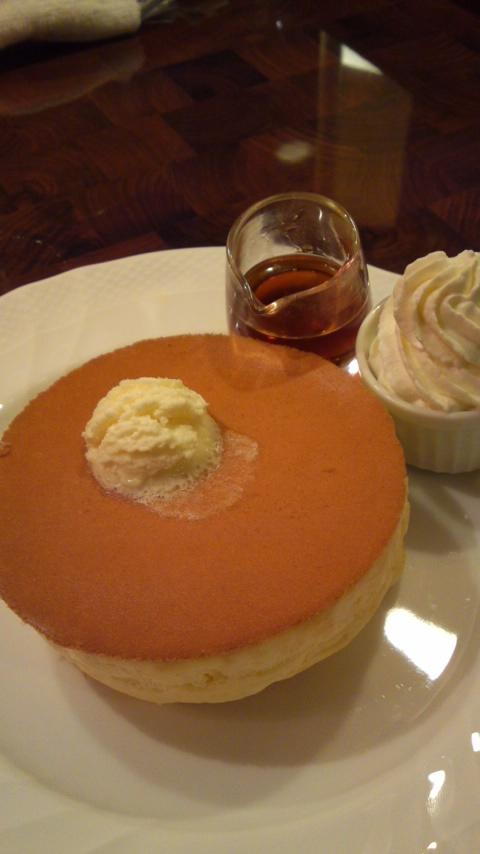 2012.9.22 パンケーキ