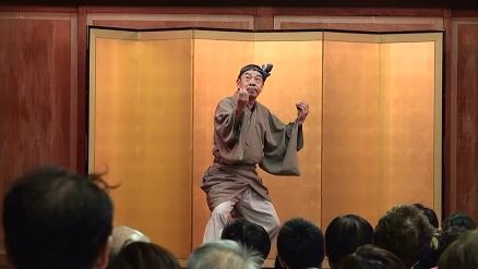 かっぽれ桜川米七(3)