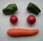 トマトとピーマン_Kotechai_200x.jpg アルバムに追加 野菜_ピーマンとトマトと人参_Kotechai_150x