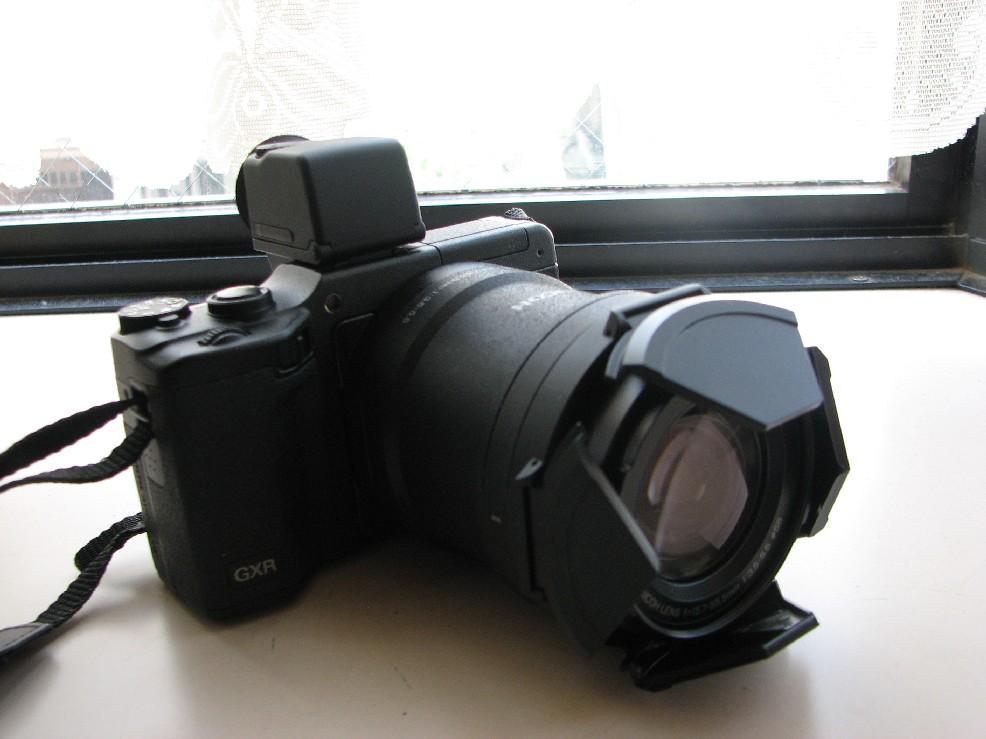 カメラGXR