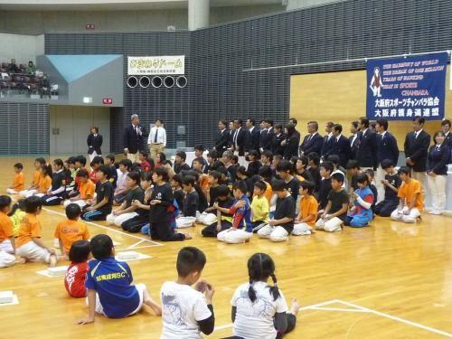 11大阪代表選手団