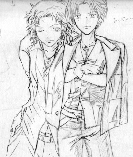 テニプリ (2)