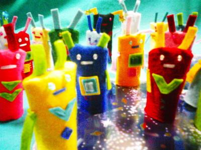 宇宙ロボ 2 blog