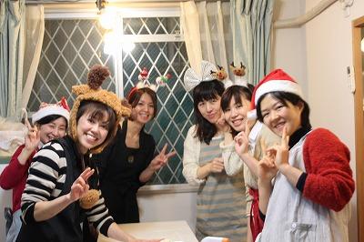 クリスマスの日