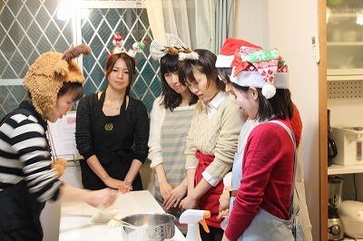 クリスマスレッスン1