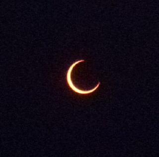 金環日食1