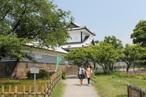 金沢城跡公園