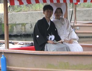 宇治川結婚式