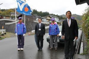 京丹波町副町長