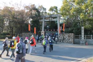 大阪城豊国神社