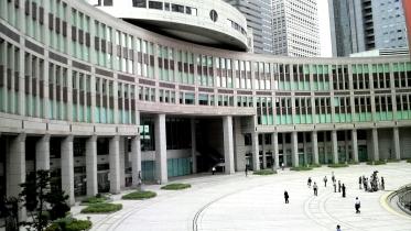 東京都庁舎1-24