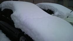 20120209雪クルマ