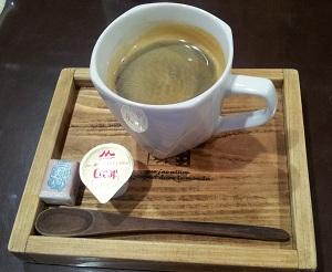 セット;コーヒー