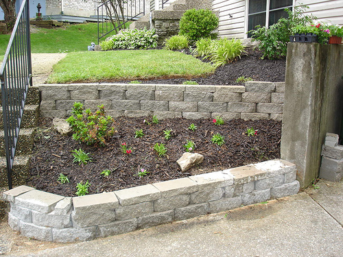 Retaining Wall Blocks Landscaping 500 x 375