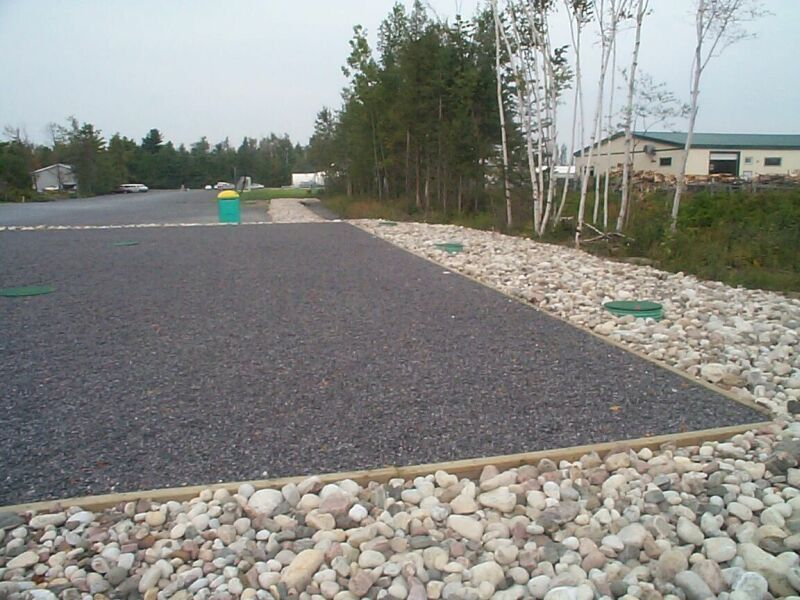 River Rock And Landscaping : River stone landscaping ideas using