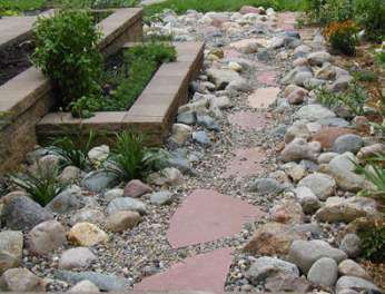 Backyard Landscaping Ideas With Stones outdoor small backyard landscaping ideas with installing flagstone patio stone backyard patio garden decor ideas Brave Backyard Landscaping Ideas Stones 25 Looks Inspiration Article