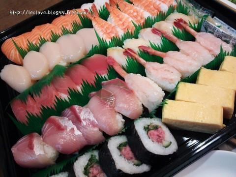 コストコお手頃にぎり寿司