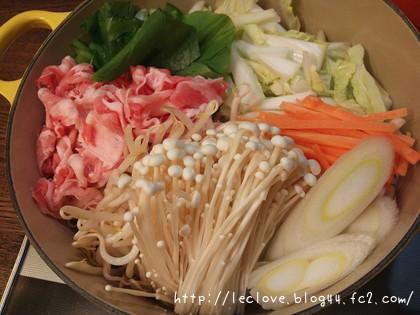 野菜たっぷり~♪