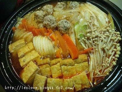 タジン鍋で麻婆鍋