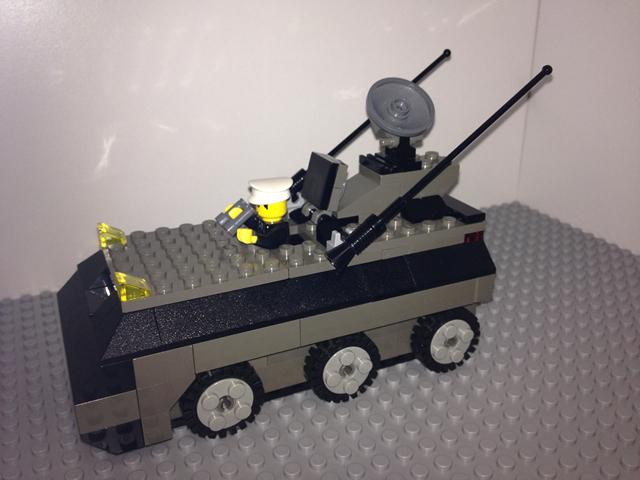 10式指揮通信車 MkⅡ7