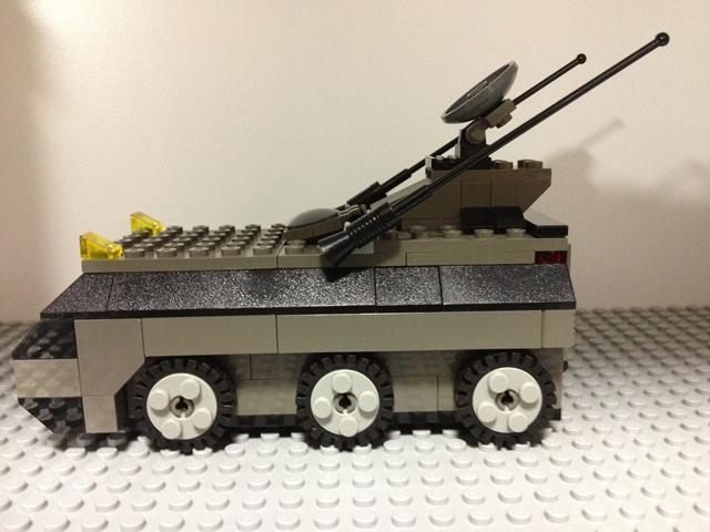 10式指揮通信車 MkⅡ2