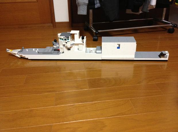 護衛艦仮1