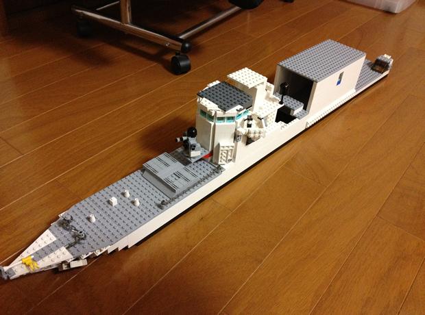 護衛艦仮2