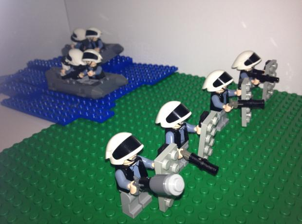 海上特殊部隊6