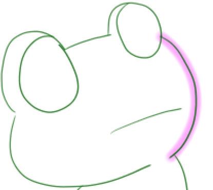 ベジェ曲線2