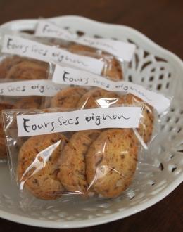 淡路島のオニオンクッキー