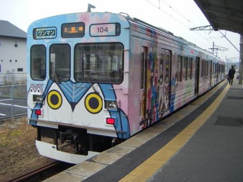 伊賀鉄道1000