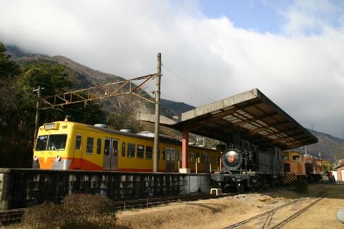西藤原保存車