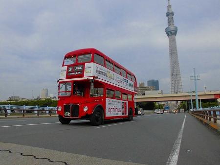 カイツリー ロンドンバス 001