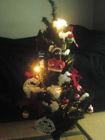 チャチャクリスマス (1)