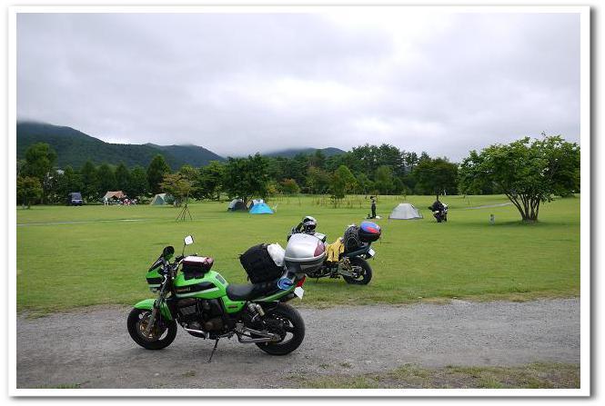 12.08.28~29 蒜山キャンプツーリング (24)