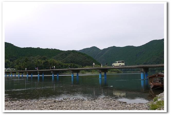 12.09.24~25 四万十川キャンプツーリング (12)
