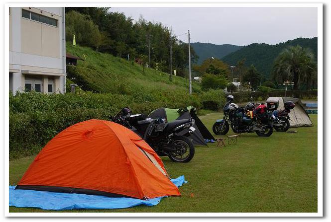 12.09.24~25 四万十川キャンプツーリング (21)