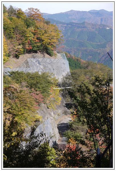2014年11月4日 国道309号線 行者環林道 (11)