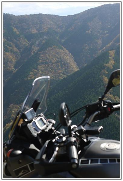 2014年11月4日 国道309号線 行者環林道 (8)