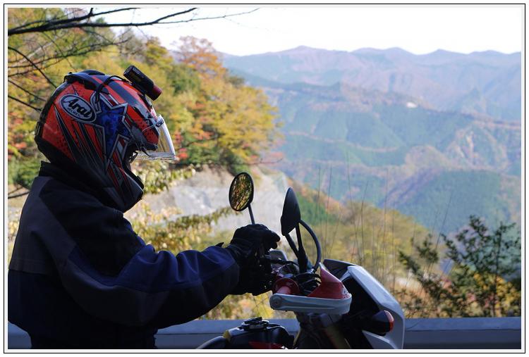 2014年11月4日 国道309号線 行者環林道 (27)