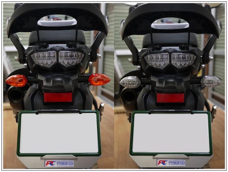 2014年12月6日 LEDクリアウインカー (2)